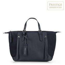 Dámská kabelka, tmavě modrá, 90-4E-007-7, Obrázek 1