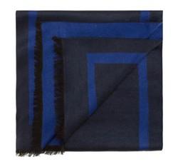 Pánská šála, tmavě modrá, 85-7M-S40-X9, Obrázek 1