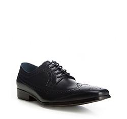 Pánské boty, tmavě modrá, 84-M-904-7-44, Obrázek 1