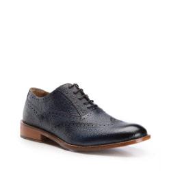 Pánské boty, tmavě modrá, 86-M-053-7-40, Obrázek 1