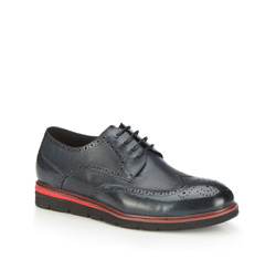 Pánské boty, tmavě modrá, 87-M-920-7-44, Obrázek 1
