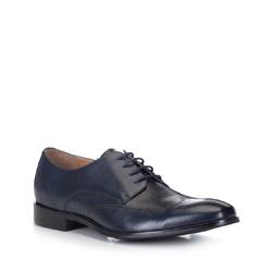 Pánské boty, tmavě modrá, 88-M-505-7-40, Obrázek 1