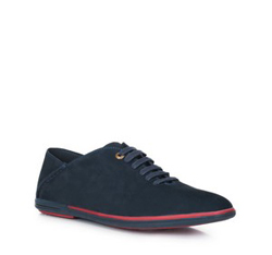 Pánské boty, tmavě modrá, 88-M-911-7-40, Obrázek 1