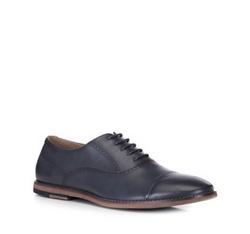 Pánské boty, tmavě modrá, 88-M-915-7-40, Obrázek 1