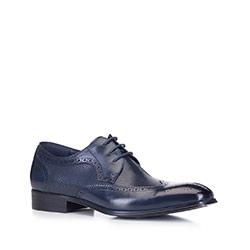Pánské boty, tmavě modrá, 88-M-930-7-44, Obrázek 1