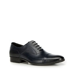 Pánské boty, tmavě modrá, 90-M-600-7-40, Obrázek 1