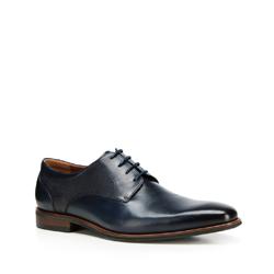 Pánské boty, tmavě modrá, 90-M-911-7-45, Obrázek 1