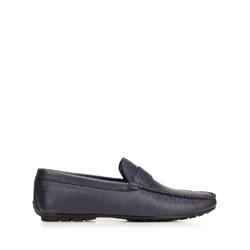 Pánské boty, tmavě modrá, 92-M-904-7-44, Obrázek 1