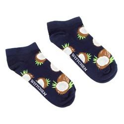 Panské ponožky, tmavě modrá, 92-SK-004-X1-40/42, Obrázek 1