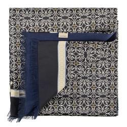 Pánský šátek, tmavě modrá, 88-7M-S41-X4, Obrázek 1