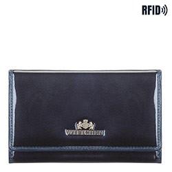 Peněženka, tmavě modrá, 14-1L-916-N, Obrázek 1