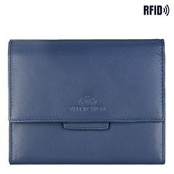Peněženka, tmavě modrá, 14-3-103-N, Obrázek 1