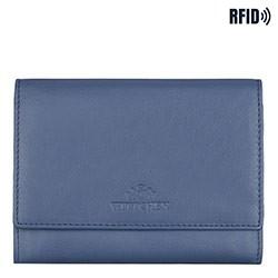 Peněženka, tmavě modrá, 14-3-110-N, Obrázek 1