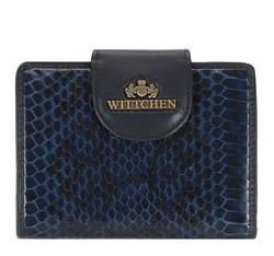 Peněženka, tmavě modrá, 19-1-362-N, Obrázek 1