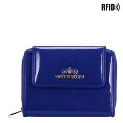 Peněženka, tmavě modrá, 25-1-211-TL, Obrázek 1