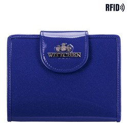 Dámska peněženka, tmavě modrá, 25-1-362-TL, Obrázek 1
