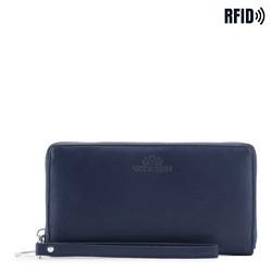 Peněženka, tmavě modrá, 26-1-430-N, Obrázek 1