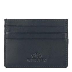 Pouzdro na kreditní karty, tmavě modrá, 89-2-002-7, Obrázek 1