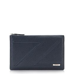 Příruční taška s poutkem, tmavě modrá, 87-3U-204-7, Obrázek 1