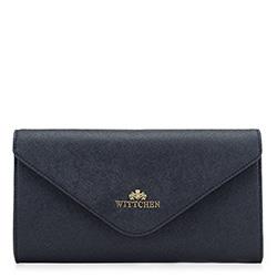 Dámská kabelka, tmavě modrá, 88-4E-430-7, Obrázek 1