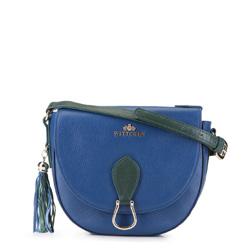 Sedlová taška, tmavě modrá, 88-4E-351-7, Obrázek 1