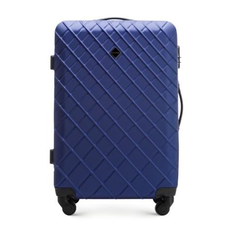 Kolk váží prázdný kufr?