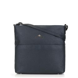 Dámská kabelka, tmavě modrá, 89-4E-212-7, Obrázek 1