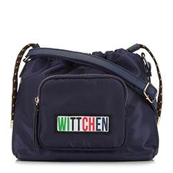 Dámská kabelka, tmavě modrá, 90-4Y-303-7, Obrázek 1