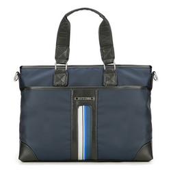 Taška na notebook, tmavě modrá, 87-3P-400-7, Obrázek 1