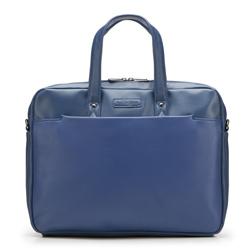 Taška na notebook, tmavě modrá, 87-3P-503-N, Obrázek 1