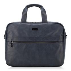 Taška na notebook, tmavě modrá, 89-3P-205-7, Obrázek 1