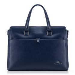 Taška na notebook, tmavě modrá, 89-4E-356-7, Obrázek 1