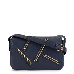 Dámská kabelka, tmavě modrá, 90-4Y-356-7, Obrázek 1