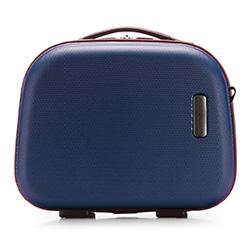Toaletní taška, tmavě modrá, 56-3-615-90, Obrázek 1