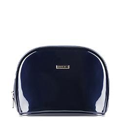 Kosmetická taška, tmavě modrá, 87-3-561-7, Obrázek 1