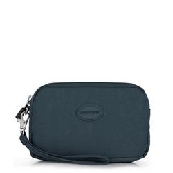 Toaletní taška, tmavě modrá, 89-3-900-8, Obrázek 1