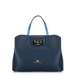 Dámská kabelka, tmavě modrá, 88-4E-416-7, Obrázek 1