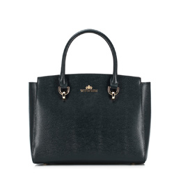 Dámská kabelka, tmavě modrá, 89-4-702-7, Obrázek 1