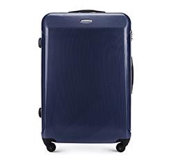 Velký cestovní kufr, tmavě modrá, 56-3P-873-90, Obrázek 1