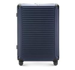 Velký kufr, tmavě modrá, 56-3P-853-90, Obrázek 1