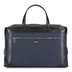 Cestovní taška, tmavě modro-černá, 88-3U-200-7, Obrázek 1