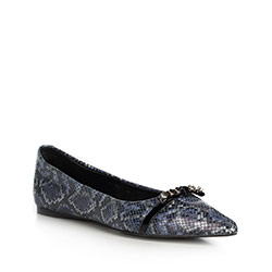 Dámské boty, tmavě modro-černá, 90-D-905-7-40, Obrázek 1