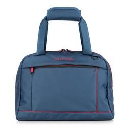 Cestovní taška, tmavě modro-červená, 56-3S-468-91, Obrázek 1