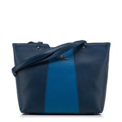 Dámská kabelka, tmavě modro-modrá, 88-4E-208-7, Obrázek 1