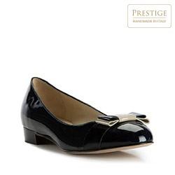 Dámské boty, tmavě modro-šedá, 82-D-102-7-35, Obrázek 1