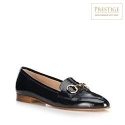 Dámská obuv, tmavě tmavě modrá, 90-D-101-1-35, Obrázek 1
