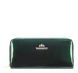 Peněženka, tmavě zelená, 25-1-393-0, Obrázek 1