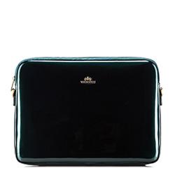 Taška na notebook, tmavě zelená, 25-2-517-0, Obrázek 1