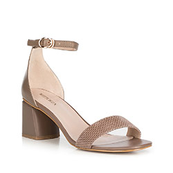 Dámské boty, tmavošedá, 90-D-960-8-35, Obrázek 1