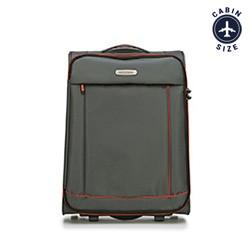 Kabinový cestovní kufr, tmavošedá, 56-3S-461-01, Obrázek 1